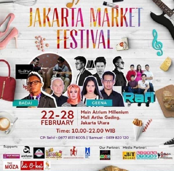 Jakarta Market Festival