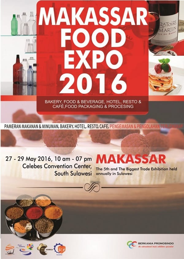 Makassar Food Expo 2016