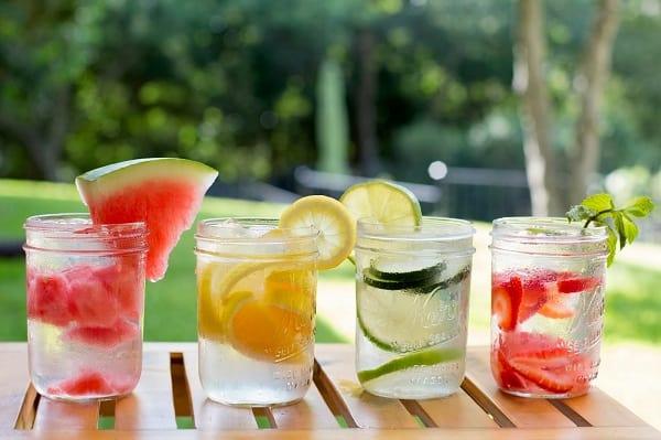 Manfaat Infused Water Segar Bagi Kesehatan