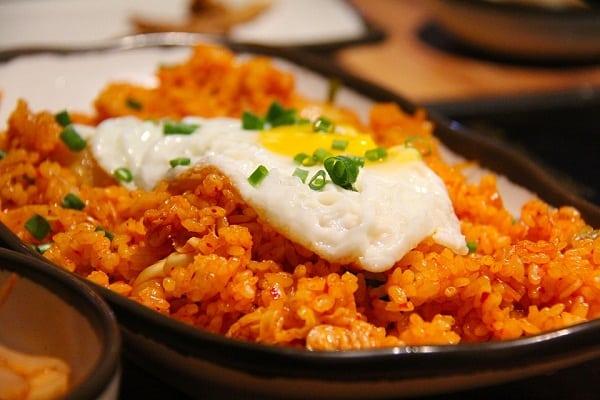 Masakan Korea: Nasi Goreng Kimchi
