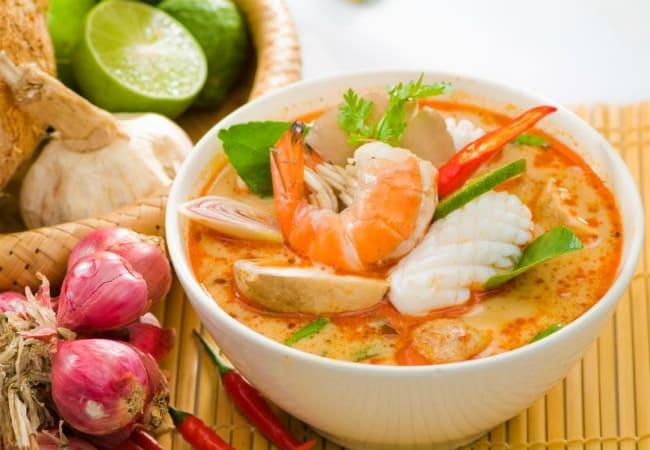 Masakan Thailand: Tom Yam Udang Istimewa