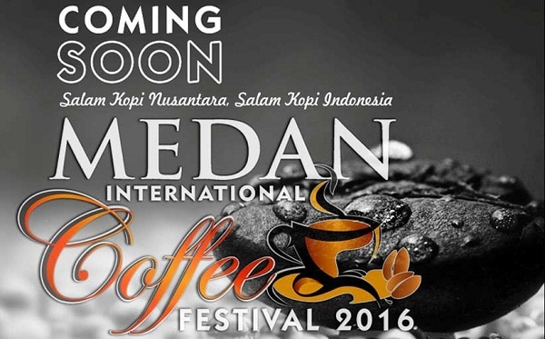 Medan International Coffee Festival (MICF) 2016