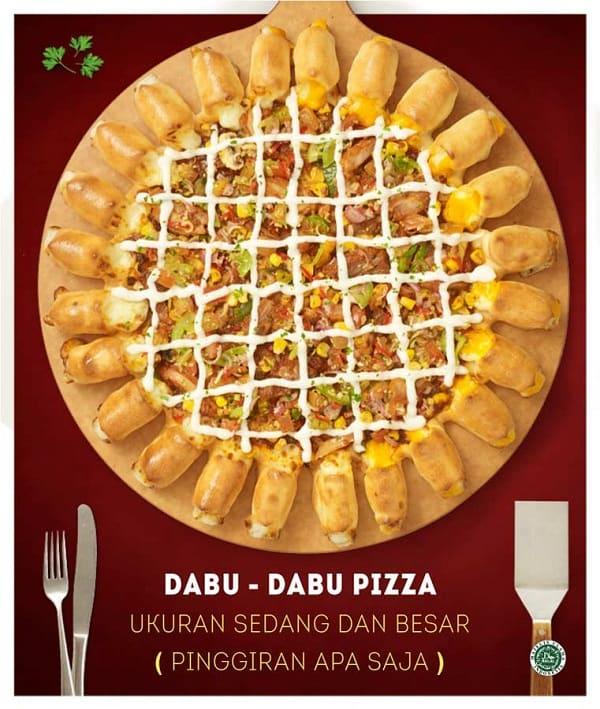 Pizza Hut Promo Spesial Awal Tahun Dabu-dabu Pizza Diskon 50%