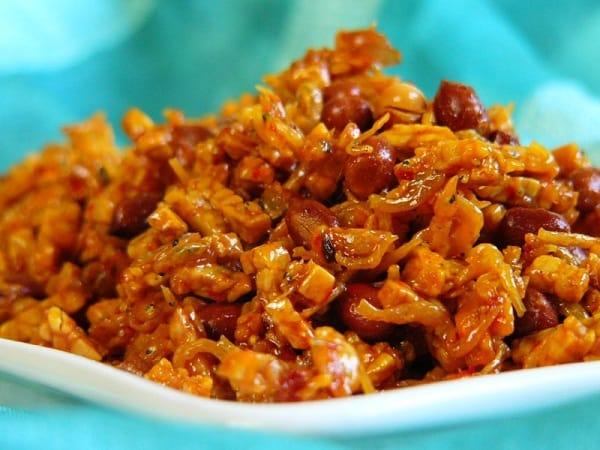 Resep Membuat Kering Tempe Kacang Teri Renyah
