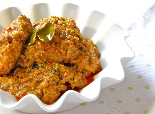 Resep Membuat Rendang Ayam Asli Khas Padang