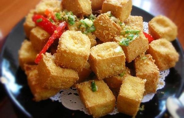 Resep Membuat Tahu Crispy Pedas Asin
