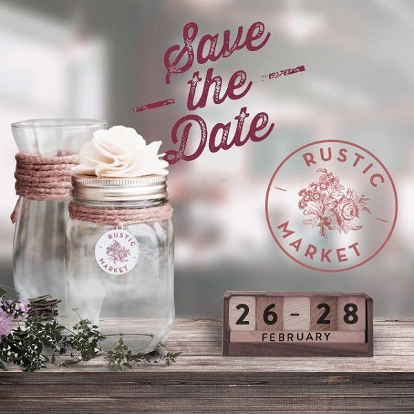 Rustic Market Pop Up Nation di Lippo Mal Kemang