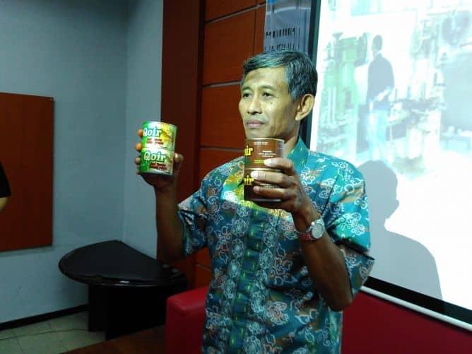 Tempe Kental Manis, Minuman Unik Buatan LIPI Yogyakarta