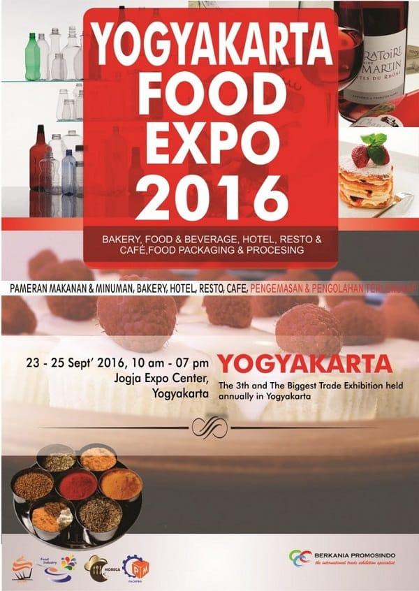 Yogyakarta Food Expo 2016