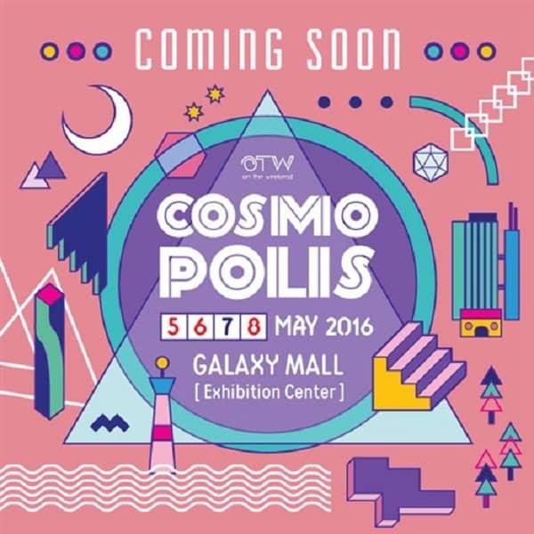 Cosmopolis Bazaar on The Weekend