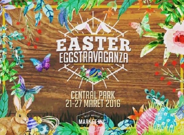 Easter Eggstravaganza di Central Park