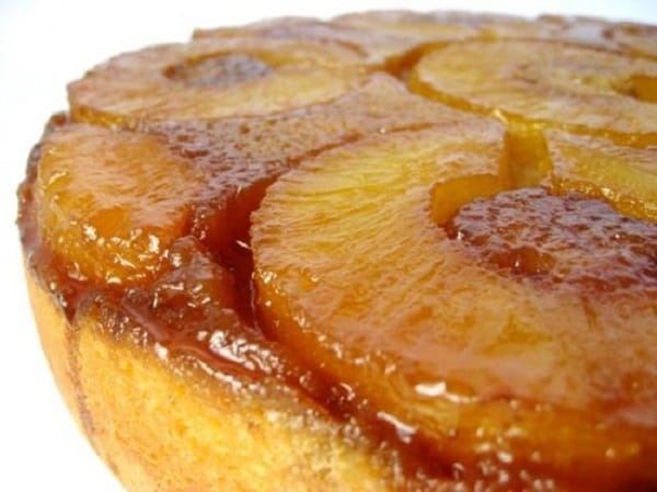 Cake Nanas: Fresh Pineapple Upside Down Cake