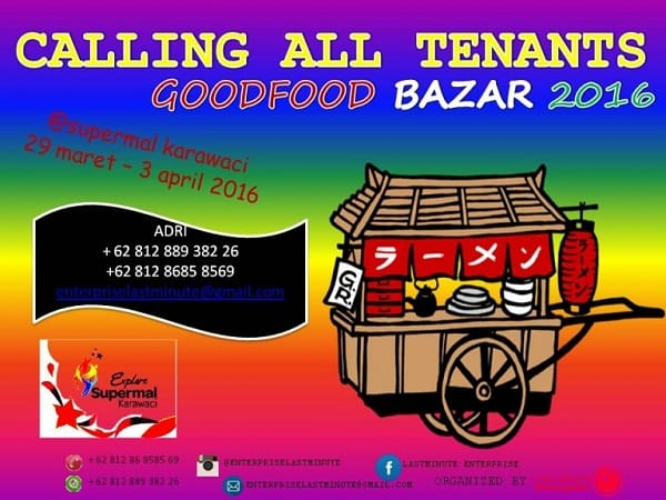 GoodFood Bazaar 2016