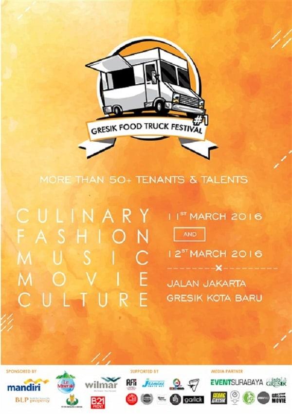 Gresik Food Truck Festival