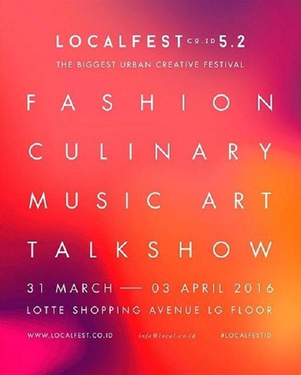 "Localfest 5.2 ""The Biggest Urban Creative Festival"""