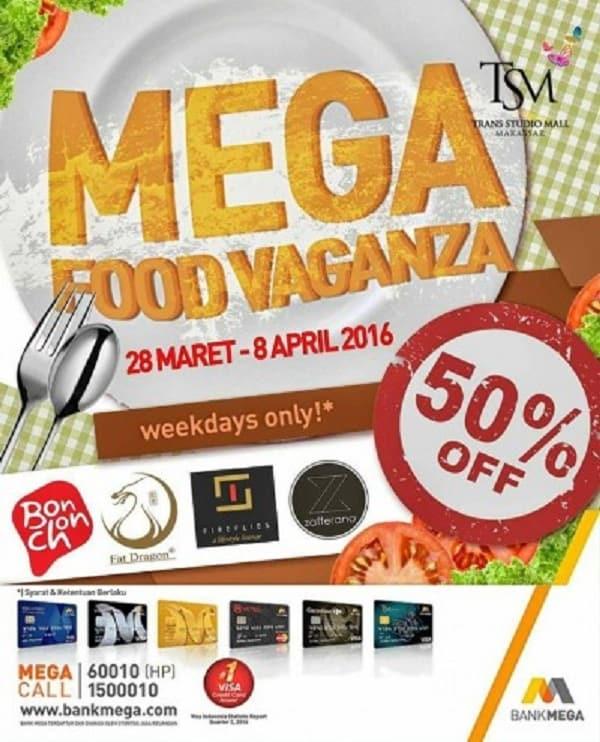 Mega Food Vaganza