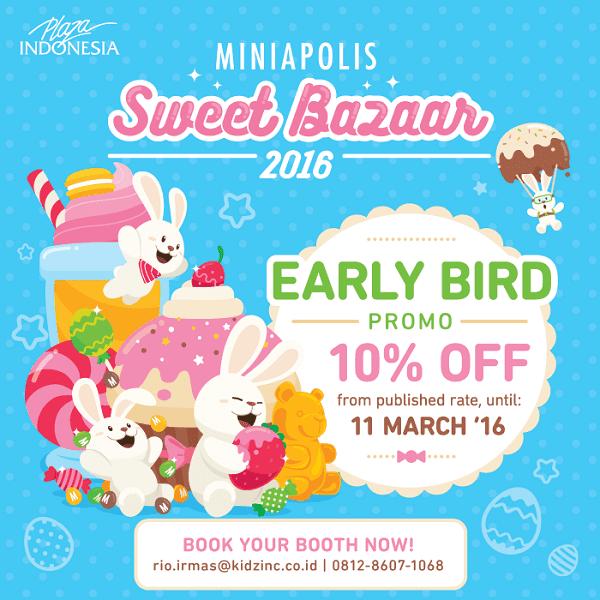 Miniapolis Sweet Bazaar 2016