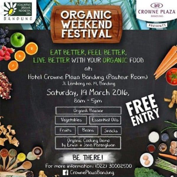 Organic Weekend Festival