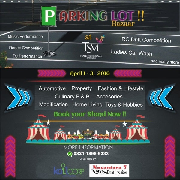 Parking Lot Bazaar