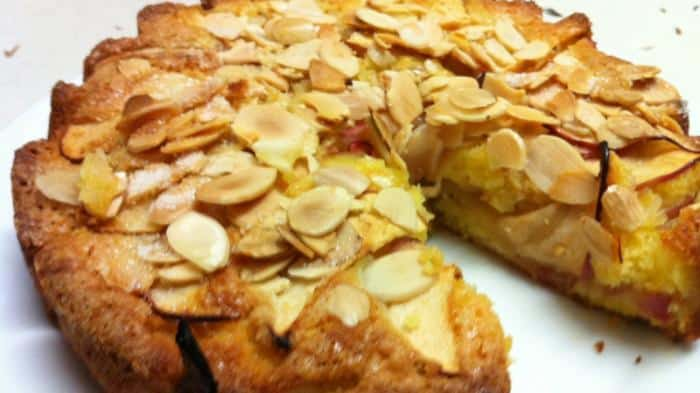 Resep Membuat Almond Apple Cake