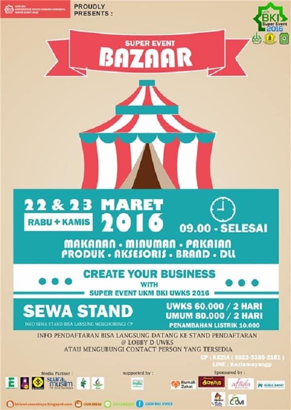 Super Event Bazaar