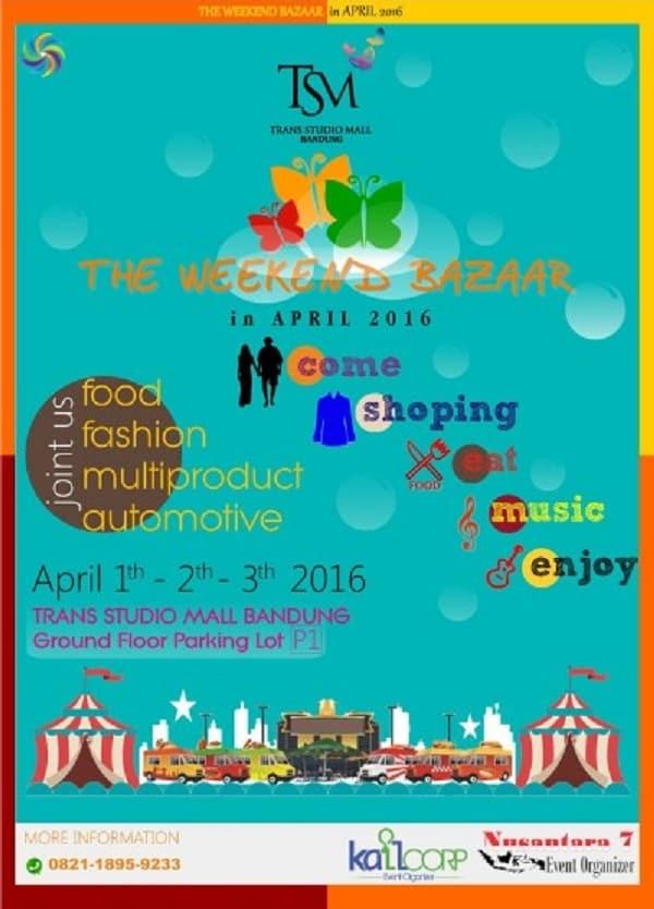 The Weekend Bazaar