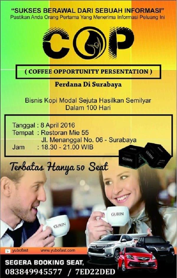 Coffee Opportunity Presentation