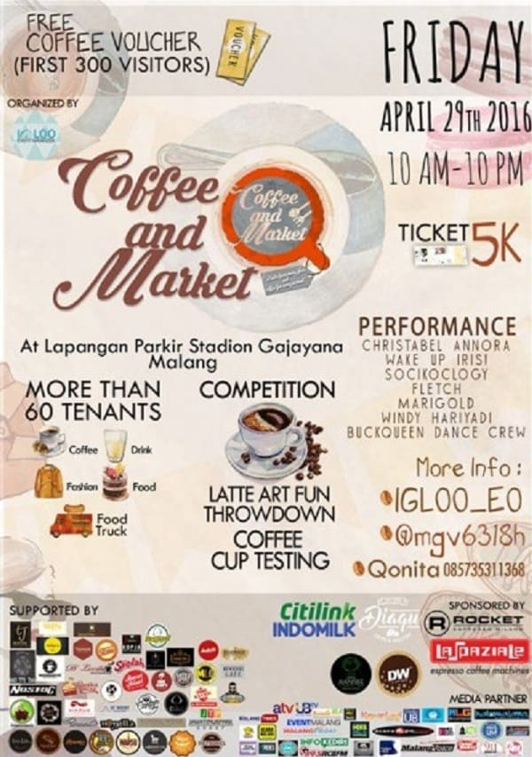 Coffee and Market