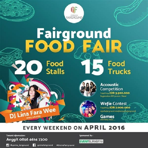 Fairground Food Fair