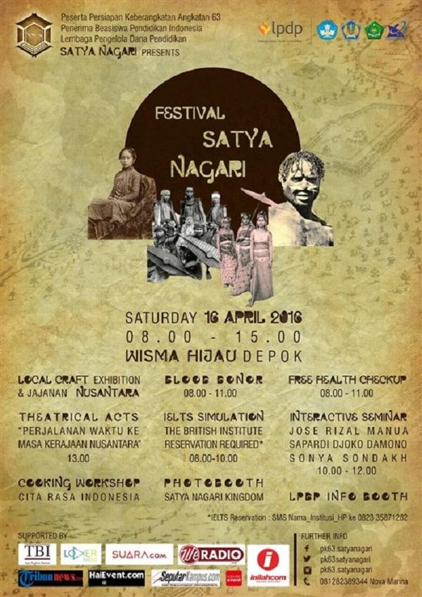 Festival Satya Nagari