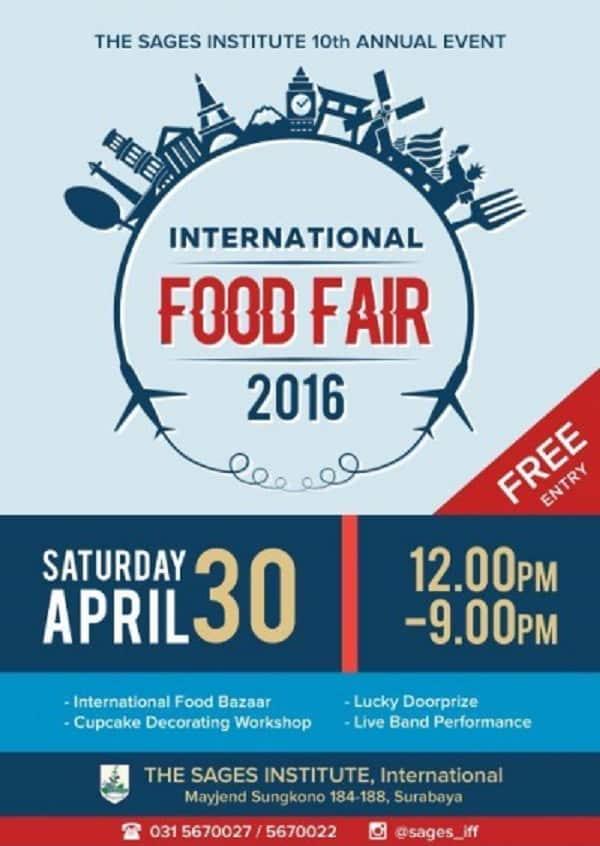 International Food Fair 2016