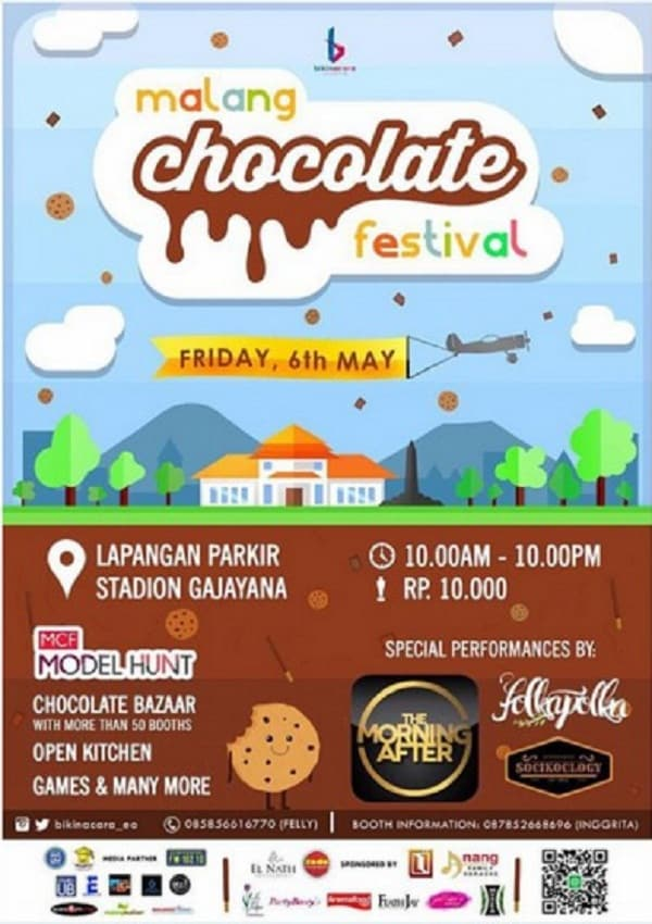 Malang Chocolate Festival