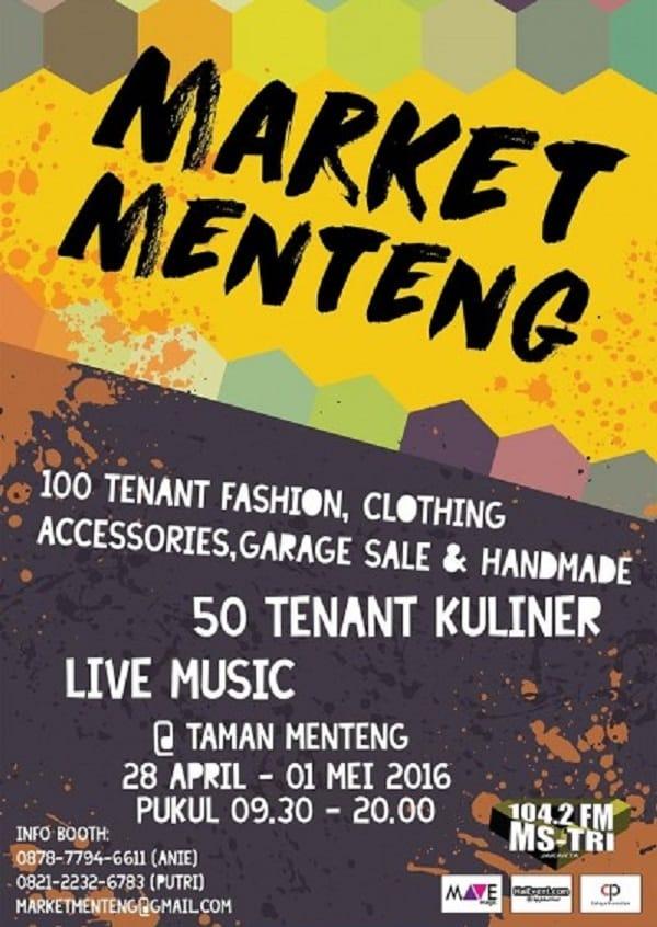 Market Menteng