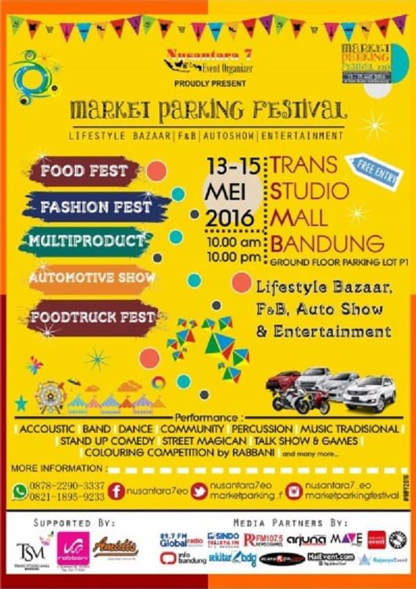 Market Parking Festival