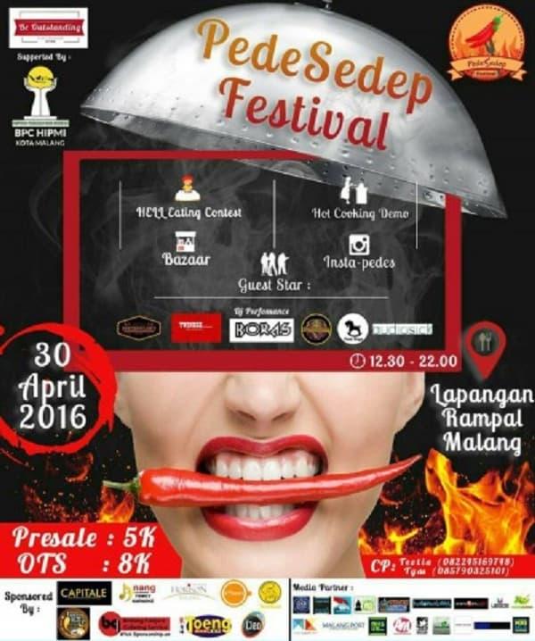 Pedes Sedep Festival
