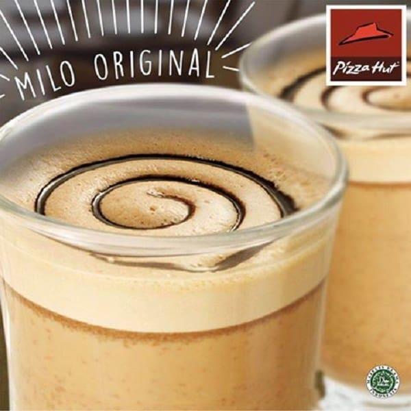 Pizza Hut Promo Breakfast Gratis Milo Original