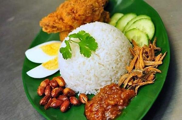 Resep Membuat Nasi Lemak Medan