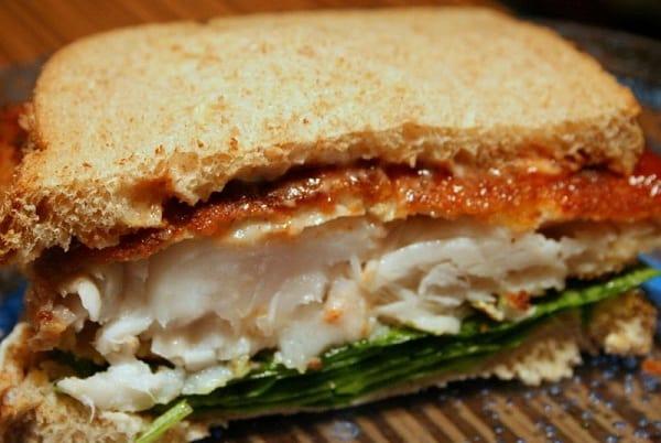Resep Sarapan: Fish Sandwich Sederhana