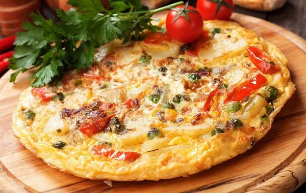 Resep Sarapan: Omelette Telur ala Spanyol