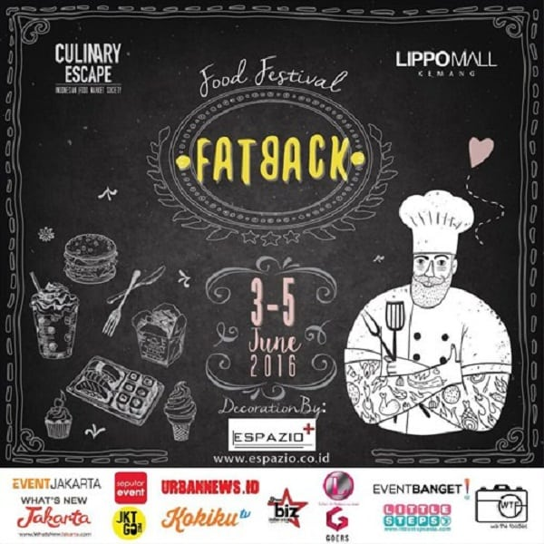 Culinary Escape Vol.5: Food Festival Fatback