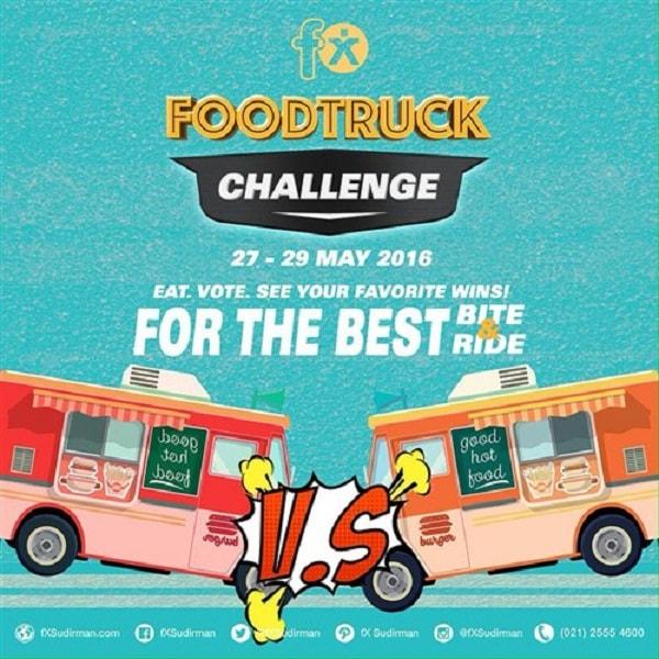 FX Foodtruck Challenge