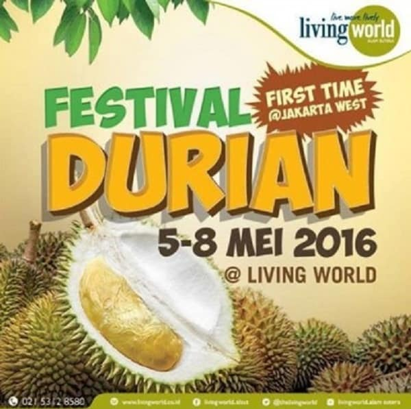 Festival Durian Living World