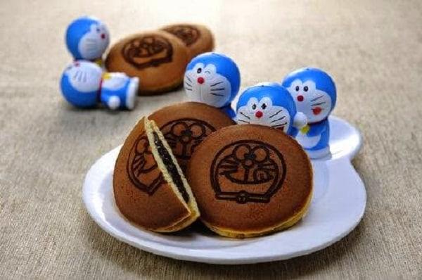Resep Membuat Kue Dorayaki ala Doraemon