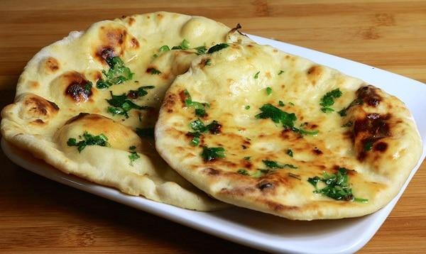Resep Membuat Roti Naan Khas India