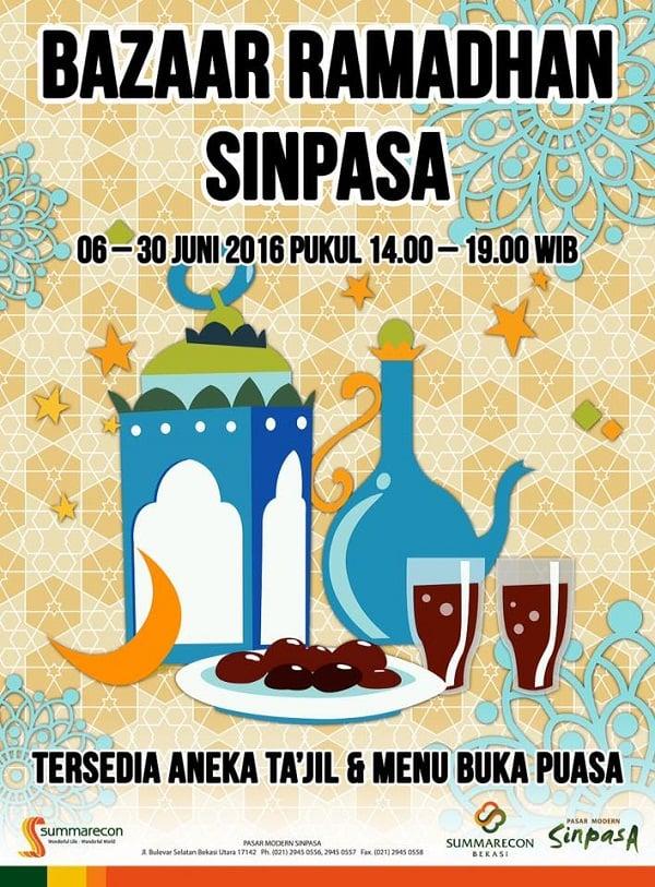 Bazaar Ramadhan Sinpasa