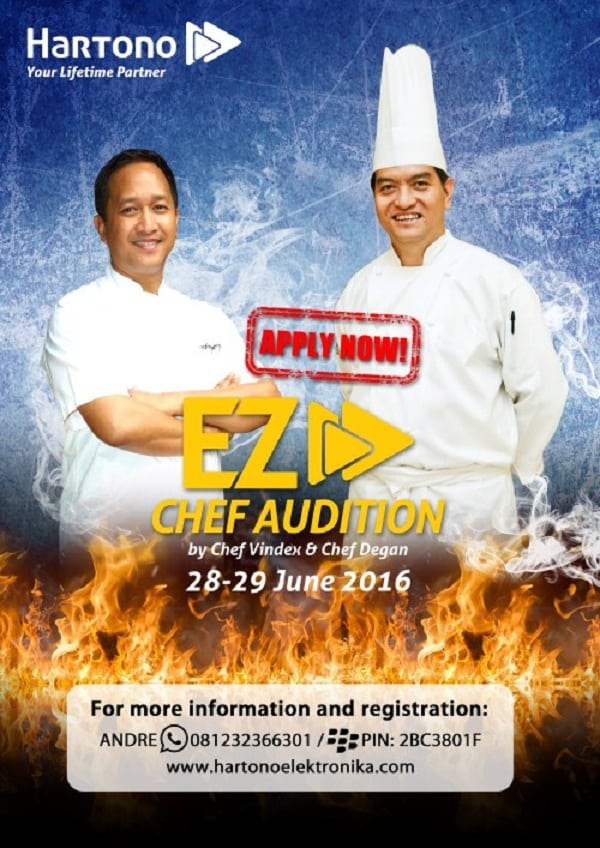 EZ Chef Audition by Chef Vindex & Chef Degan