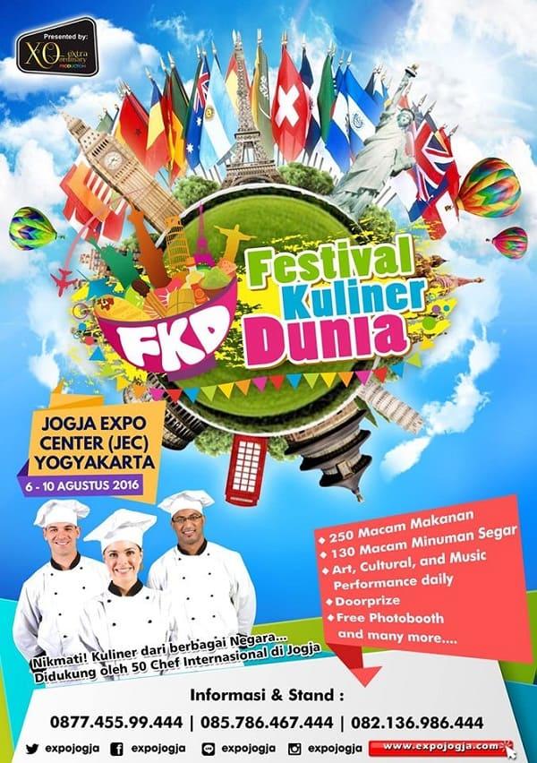 Festival Kuliner Dunia