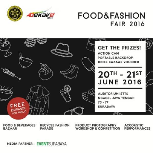 Food & Fashion Fair 2016