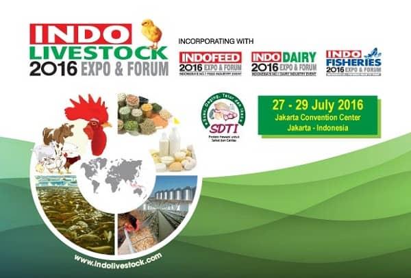 Indo Livestock 2016 Expo & Forum