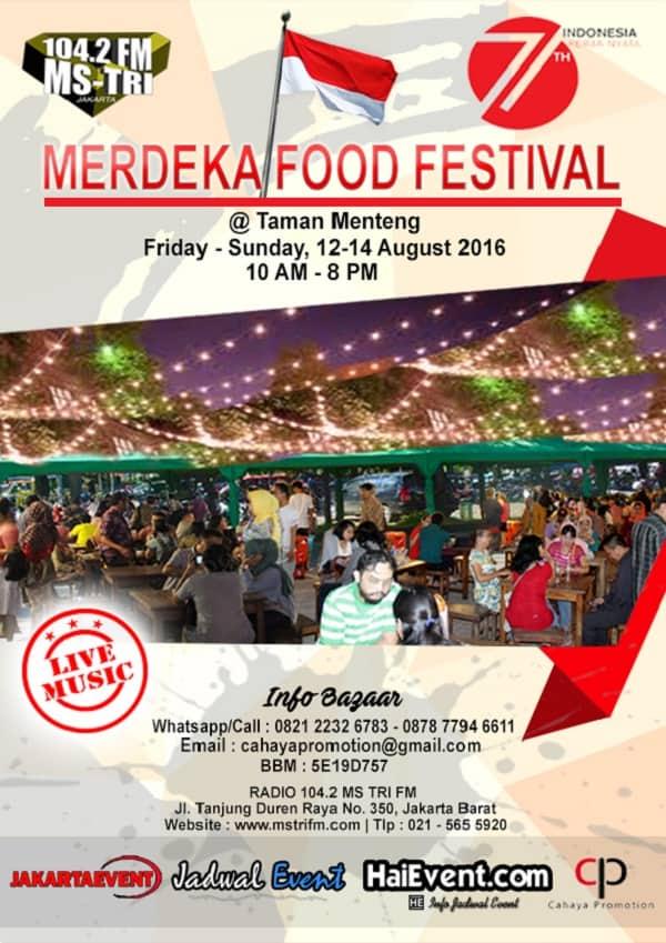 Merdeka Food Festival